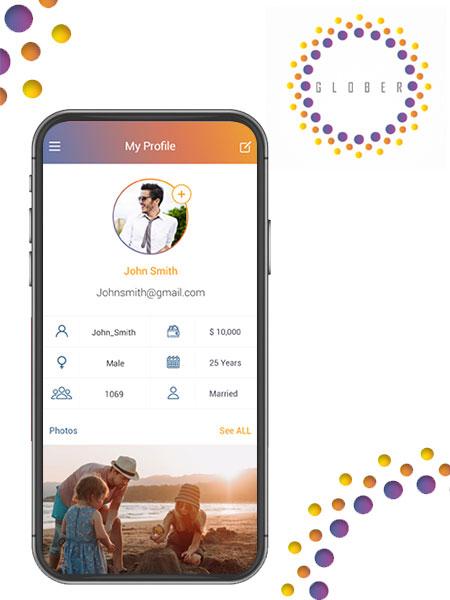 glober ios app development